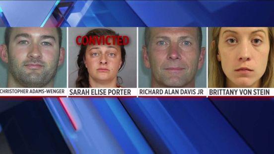 Teachers accused of sex abusing