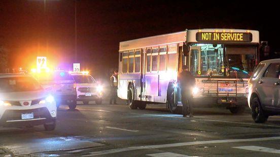 After RTD bus strikes pedestrian in Denver, 1 dead