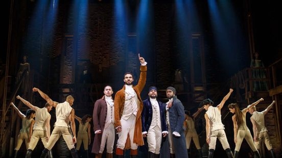 Tickets for 2020 'Hamilton' shows go on sale April 20